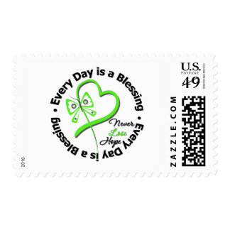 Every Day is a Blessing - Non-Hodgkin's Lymphoma Postage Stamp