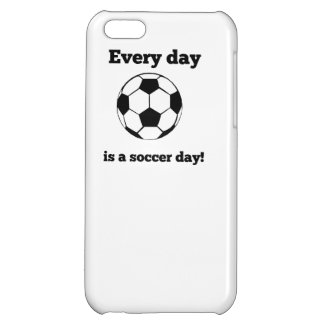 Every Day Is A Soccer Day iPhone 5C Cover