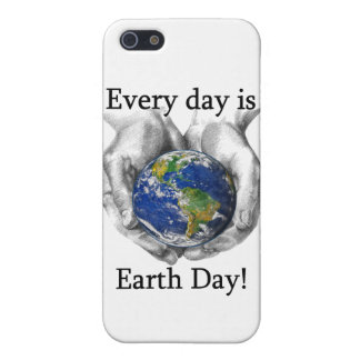 Every day is Earth Day Case For iPhone SE/5/5s