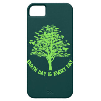 Every Day Is Earth Day iPhone SE/5/5s Case