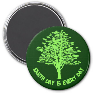 Every Day Is Earth Day Magnet