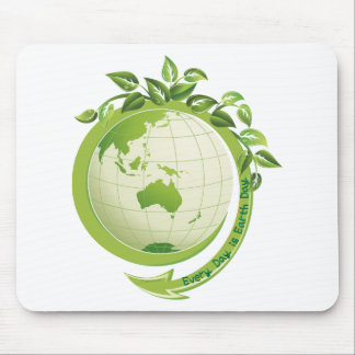 Every Day is Earth Day Mouse Pad