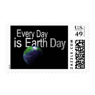 Every Day is Earth Day Postage