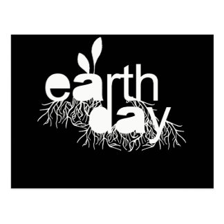 Every day is earth day postcards