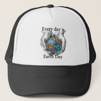 Every Day is Earth Day Trucker Hat
