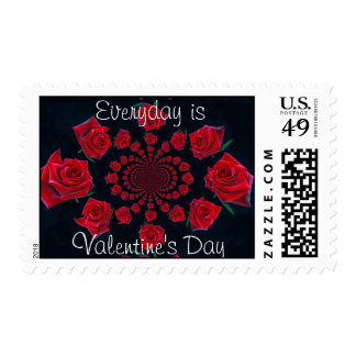 Every Day is Valentine's Day Stamp