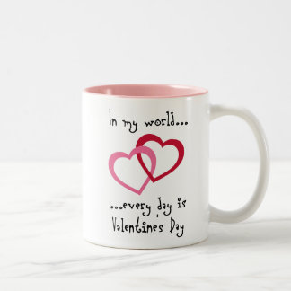 Every Day is VDay Mug