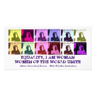 EVERY DAY IS WOMEN'S EQUALITY DAY CARD