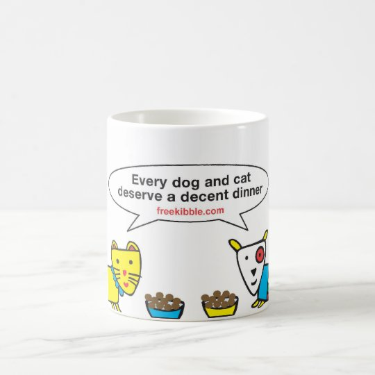 """Every Dog and Cat"" Mug"