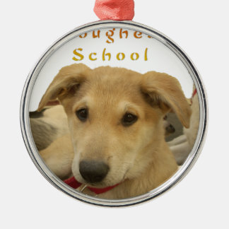 Every Dog Has iTS  DAY  Hakuna Matata Happy days a Metal Ornament