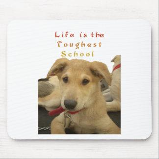Every Dog Has iTS  DAY  Hakuna Matata Happy days a Mouse Pad