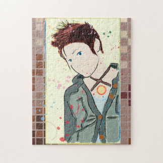 Every Girl Collection: Tomboy Edition Jigsaw Puzzle