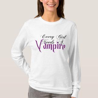 Every Girl Needs a Vampire Fair Hero Series Hoodie