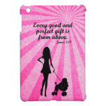 Every Good and Perfect Gift James 1:17 Christian iPad Mini Cover
