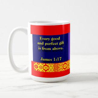 """""""Every Good Gift"""" Coffee Mug"""