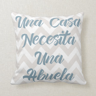 Every Home Needs an Abuela Pillow Cover