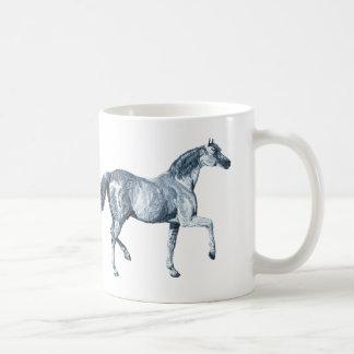Every Horse Drinkware: Arabian Horse Classic White Coffee Mug