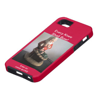 Every Knee shall bow Iphone5 hard shell case