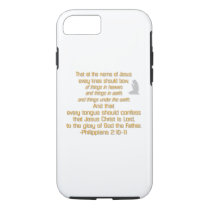 Every Knee Should Bow iPhone 7 Case