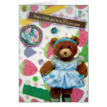 Every little girl is a Princess! Greeting Card