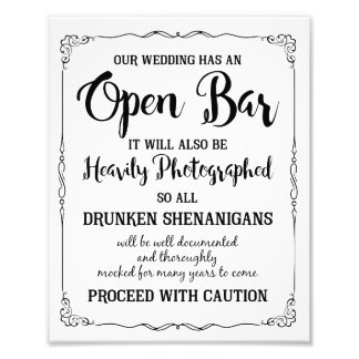 every love story is beautiful wedding sign photo print