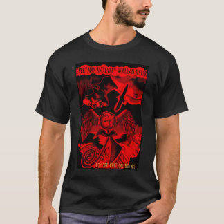 Every Man - Limited Edition Black T-Shirt. T-Shirt