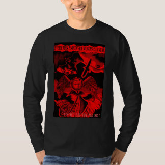 Every Man - Limited Edition: Red Mist T-Shirt. Tee Shirt