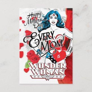 Every Mom Is Wonder Woman