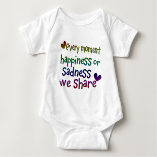 Every Moment Baby Bodysuit