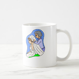 Every mother generally hopes that her... Classic White Coffee Mug