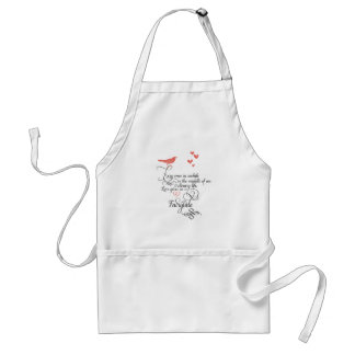 Every once in awhile in an ordinary life. adult apron