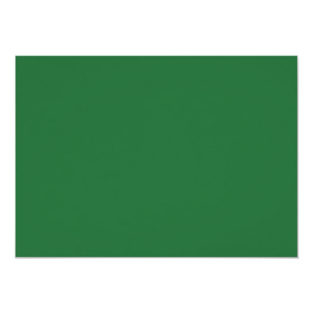 Every One is Irish St. Patrick's Day Party 5x7 Paper Invitation Card (back side)