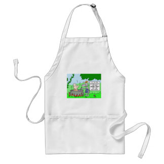 every part explorer cannibal adult apron