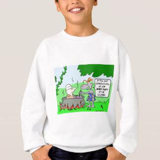 every part explorer cannibal sweatshirt