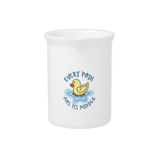 EVERY PATH DRINK PITCHER