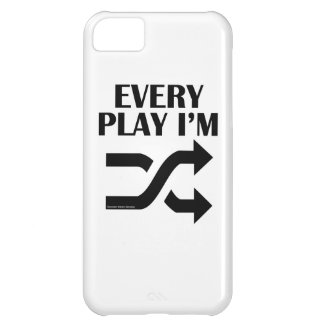 Every Play I'm Shufflin' iPhone 5C Cover