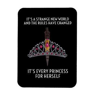 Every Princess Magnet