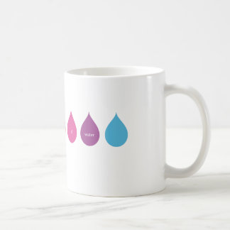 Every rainbow is made of water coffee mug