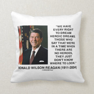 Every Right To Dream Heroic Dreams Where To Look Pillow
