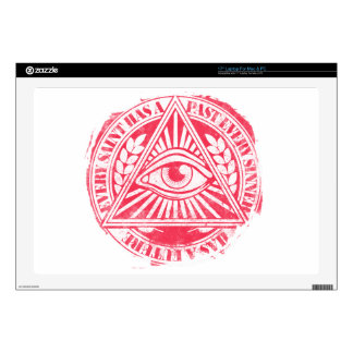 Every Sinner Decal For Laptop