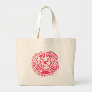 Every Sinner Large Tote Bag