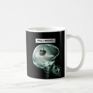 Every Six Seconds.... Coffee Mug
