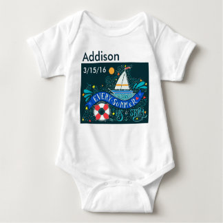 Every Summer Has a Story Baby Fashion Baby Bodysuit