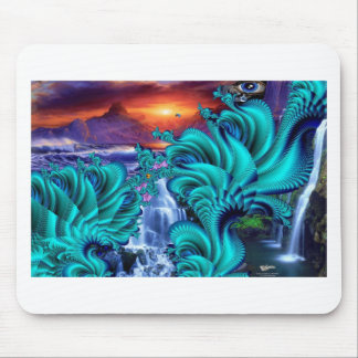 every teardrop is a waterfall 60x40 mouse pad