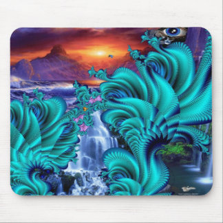 Every Teardrop is a Waterfall Mouse Pad