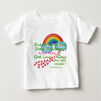 Every time You see A Rainbow Baby T-Shirt