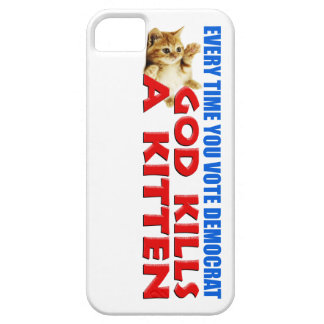Every Time You Vote Democrat! iPhone 5 Cover