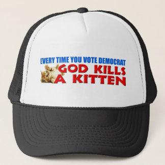 Every Time You Vote Democrat Trucker Hat
