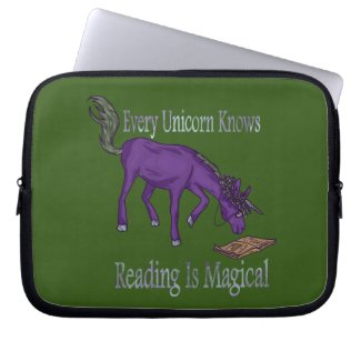 Every Unicorn Knows Book Sleeve
