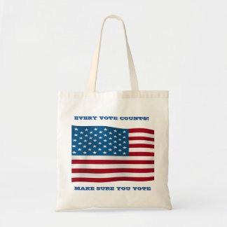 Every Vote Counts! - Tote Bag